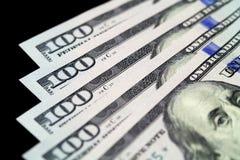Dollari dei soldi Immagine Stock