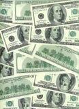 Dollari di struttura Fotografie Stock