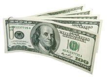 Dollari di tema Fotografie Stock Libere da Diritti
