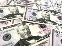 Dollari, soldi, contanti Immagine Stock Libera da Diritti