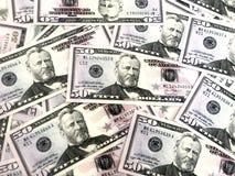 Dollari, soldi, contanti Fotografie Stock Libere da Diritti
