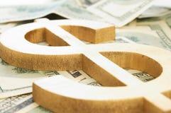 Dollari US Immagine Stock Libera da Diritti