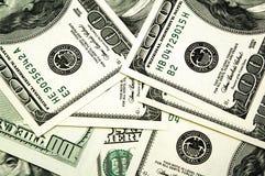 Dollari US -3 Immagine Stock
