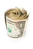Dollari US Fotografia Stock Libera da Diritti