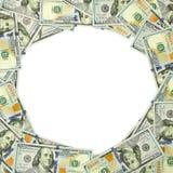 Dollarkaraktärsteckning1:1 Royaltyfri Foto