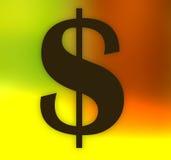 Dollaro illustrazione di stock