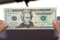 Dollaro Fotografia Stock