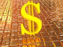 Dollaro Immagini Stock Libere da Diritti