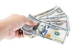 Dollaro americano Immagine Stock Libera da Diritti