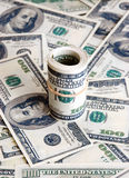 Dollaro americano Fotografia Stock Libera da Diritti