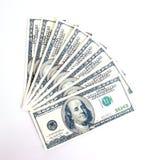 Dollaro americano Fotografia Stock