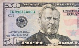 Dollarräkning Arkivfoton