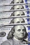 Dollarräkning Royaltyfria Bilder