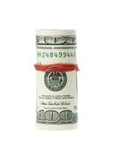 Dollarrolle Lizenzfreies Stockfoto