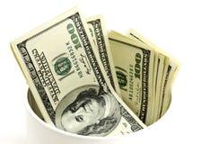 Dollars image libre de droits