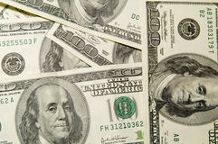 Dollars 13 Stock Photography