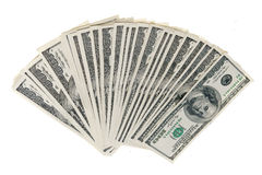 Dollars Royalty Free Stock Photos