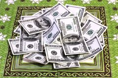 Dollars Stock Photography