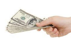 Dollars image stock