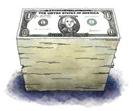 Dollars Photos stock