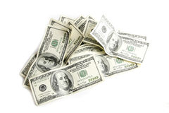Dollars 4 Stock Photography
