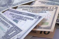 Dollars Photos libres de droits