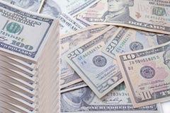 Dollars Royalty-vrije Stock Afbeelding
