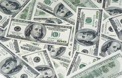 Dollars Royalty-vrije Stock Fotografie