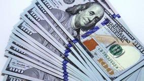 Dollars stock videobeelden
