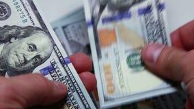 Dollars banque de vidéos