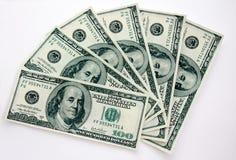 Dollars Photographie stock libre de droits