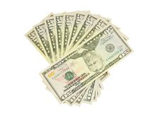 Dollars Royalty Free Stock Image