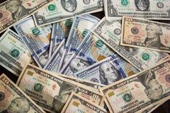 Dollars Royalty-vrije Stock Foto