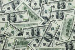 Dollars américains Photos libres de droits