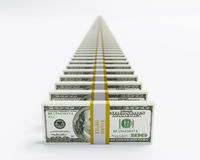 Dollars Array Stock Photos