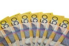 Dollars australiens. Images stock
