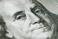 Dollars background Royalty Free Stock Images