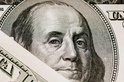 Dollars background Royalty Free Stock Photos