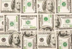 Dollars background Stock Photography