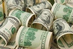 Dollars. Background for design; money Stock Photo