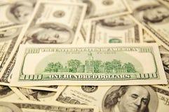 Dollars backround Royalty Free Stock Image