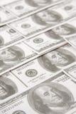 Dollars bank notes Royalty Free Stock Photos
