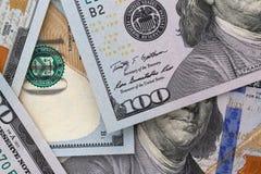 Dollars banknotes Royalty Free Stock Image