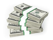 Dollars bills Royalty Free Stock Photo