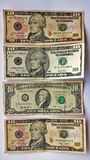Dollars bills Royalty Free Stock Photography
