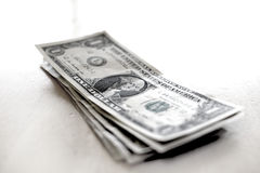 Dollars Cash Money Bills Wealth Riches Royalty Free Stock Photo