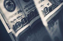 Dollars Cash Money Closeup Royalty Free Stock Image