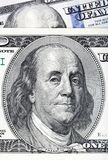 Dollars closeup. Highly detailed picture of U.S. America money... stock photo