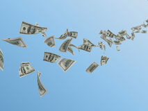 Dollars currency Royalty Free Stock Images
