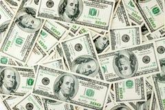 Dollars de fond Image libre de droits